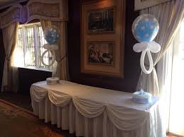 Balloon Decoration For Baby Shower Balloon And Decor For Baby Showers In Nyc Red Vine Events