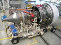 Turbine Engine Mechanic Solar T62t40c11 Gas Turbine Engine Used With Accessories As In
