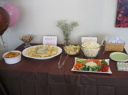 photo hosting a baby shower image