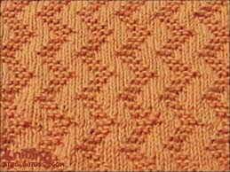 zig zag knitting stitch pattern garter stitch zigzag knittingstitchpatterns com yarns