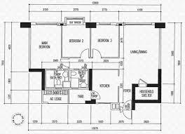 schematic floor plan floor plans for the duxton hdb details srx property