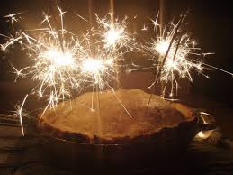 candle sparklers happy birthday mon a surprising jamaican patty pie i big