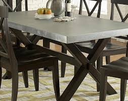 zinc top round dining table fascinating table zinc top round dining wonderful tops on ataa