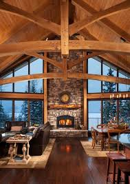 Rustic Mountain Cabin Cottage Plans Best 25 Mountain House Plans Ideas On Pinterest Mountain Home