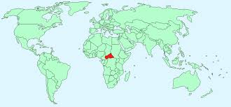 where is the republic on the world map central republic facts and figures