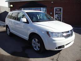 Dodge Journey 2010 - 2010 dodge journey sxt bluetooth blanc pearl 9 995 pierrefonds
