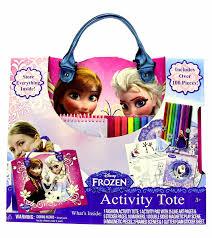 tara toys frozen activity tote