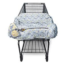 Bye Bye Baby High Chairs Baby Shopping Cart Covers High Chair U0026 Cushy Cart Covers Buybuy