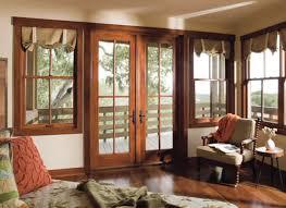 Patio Doors Pella Replacement Hinged Patio Doors Pella Retail