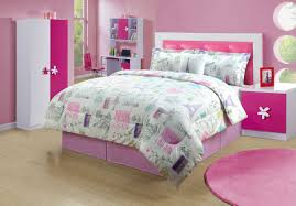Paris Bedding For Girls by Beatrice Collette Twin 3 Pc Bedding Girls Comforter Set Paris
