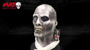 Zombie Mask George Romero U0027s Fulci Zombie Mask Official Youtube