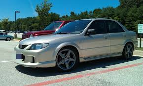 mazda protege owner photos page 555