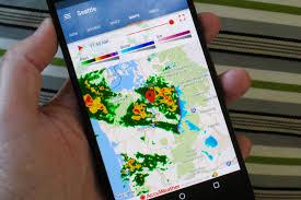 most accurate weather app for android the best android weather apps greenbot