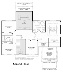 Master Bedroom Plans With Bath And Walk In Closet Reserve At Medina The Astor Home Design