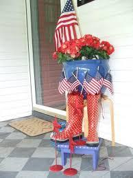 patriotic decorations patriotic front porches
