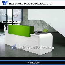 Industrial Style Reception Desk Hotel Reception Desk Simple Style Reception Desk Unique