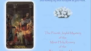 novena of thanksgiving rosary novena joyful mysteries in thanksgiving youtube