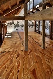 Log Cabin Floors by Historic White Horse U2014 John Yarema