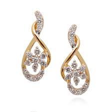 ear ring photo earrings forever floral earring grt jewellers