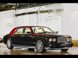 bentley arnage r bentley arnage history photos on better parts ltd