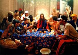 last supper by david lachapelle guy hepner