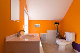 orange bathroom ideas 25 wonderful bathroom ideas for small spaces slodive
