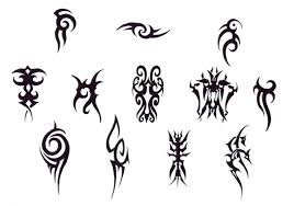 tribal tattoo design 2015