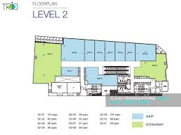 Types Of Floor Plans by Trio Commercial Singapore Shop U0026 Restuarant Space For Sale