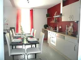 cuisine mur noir deco cuisine mur cuisine on decoration d interieur moderne