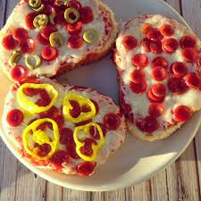 crazy for cookies and more texas toast pizza