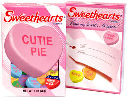 sweetheart candy necco candy wafers and more necco sweethearts conversation heart