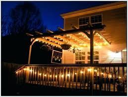 string lights outdoor outdoor deck string lighting landlinkmontana org