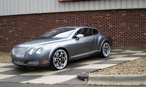 silver bentley lexani wheels the leader in custom luxury wheels silver 2011