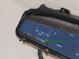 lexus nx digital speedometer nissan nx1600 nx 1600 b13 digital instrument cluster u0026 speed sensor