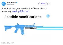usa today goes full retard on the ar 15