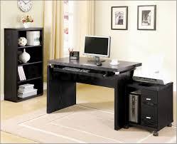 furniture mesmerizing immaculate hangzhou black staples computer desk