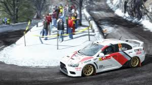 2015 mitsubishi rally car mitsubishi lancer evolution x rally japan 2010 racedepartment