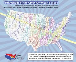 Map My Driving Route by How Much Traffic On Eclipse Day Astronomy Essentials Earthsky