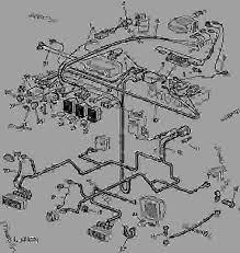 john deere 4250 wiring harness wiring diagrams