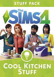 Cool Kitchen Amazon Com The Sims 4 Cool Kitchen Stuff Online Game Code