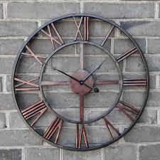 Grande Horloge Murale Carrée En Bois Vintage Achat Les 8 Meilleures Images Du Tableau Horloge Sur Grande