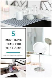 must have home items 5 must have items for the home medicine manicures