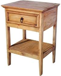 16 Nightstand Don U0027t Miss This Deal Yonny Mexican Rustic Pine Nightstand W