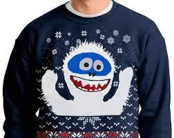 yeti sweater etsy
