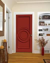 doors interior u0026 add craftsman style trim to your builder grade doors