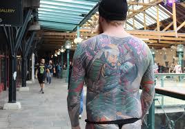inside the 13th international london tattoo convention scene360