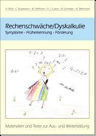 fortbildungshandbuch rechenschwäche dyskalkulie symptome - Rechenschwäche Symptome