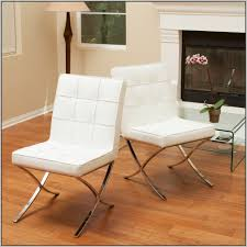Dining Chairs With Metal Legs White Dining Chairs Metal Legs Chairs Home Decorating Ideas