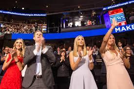 The Trump Family by Rnc Daytwo 24 U2013 Boston University News Service