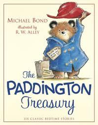 paddington bear treasury